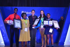 2019 SAEON Special Awards at the Eskom Expo International Science Fair