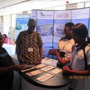 SAEON Science Education staff