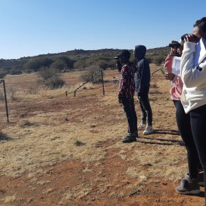 Arid Lands' Science Camp August 2019