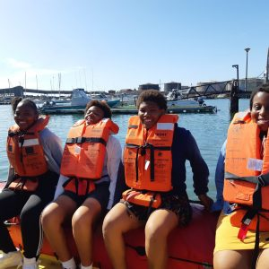 National Marine Science Camp March 2019
